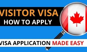 How To Get Canada Visitor Visa 2021